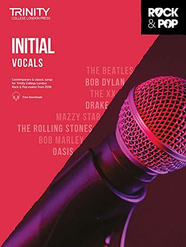 Trinity Rock & Pop 2018 Vocals: Initial di Hal Leonard Publishing Corporation