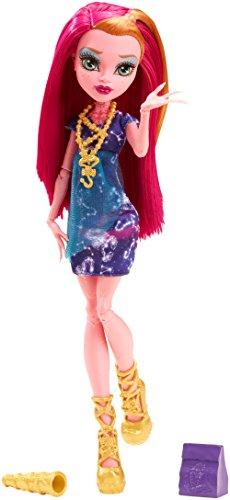 Monster High-poupée et Mini-poupée-L'excursion Imitation Gigi