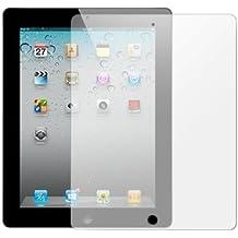2 x Protectores de Pantalla para Apple iPad 3 3G and iPad 4 4G Retina Display (Wi-Fi and Wi-Fi + 4G) 16GB 32GB 64GB - Ultra Transparente (Invisible), Láminas de protección