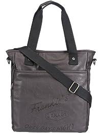 Frankie's Garage Shopper Bag - Bolso de mano de material sintético unisex
