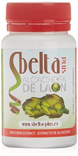Sbelta Plus Alcachofa de Laon - Complemento alimenticio, 100 comprimidos, 50gr