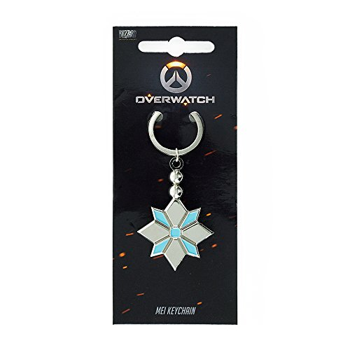 Overwatch Keychain Mei