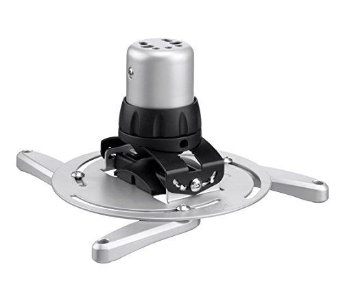 Vogel's PPC 1500 Projektor-Deckenhalterung für 30-337mm (1,2-13,2 Zoll) Projektoren, drehbar und neigbar, max. 15 kg, silber