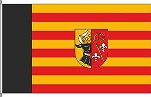 Flagge Fahne Hissflagge Neukloster - 100 x 150cm