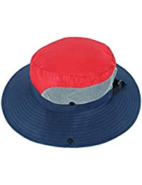Amazon.it  cappello pescatore blu - Donna  Abbigliamento 1ea77f2ddac6
