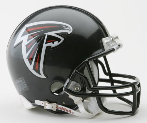 NFL Riddell Football Mini-Helm Atlanta Falcons -