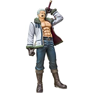 "Bandai Tamashii Nations Figuarts Zero Smoker ""One Piece"" (Static Figure) [Toy] (japan import) 10"