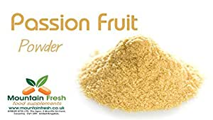 Passion Fruit Powder - Natural Antioxidant Source 100g FREE UK Delivery