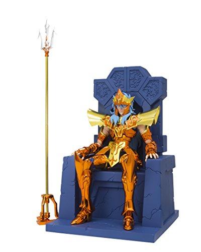 Bandai - Figurine Saint Seiya Myth Cloth Ex - Poseidon With Throne Deluxe 18cm - 4549660238980
