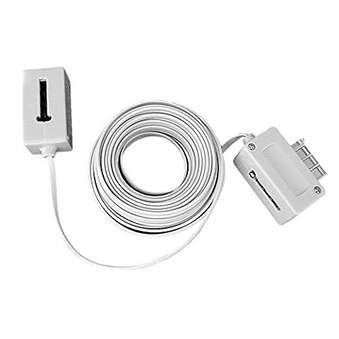 Phone exten.cord m.telecom fem.8-contact