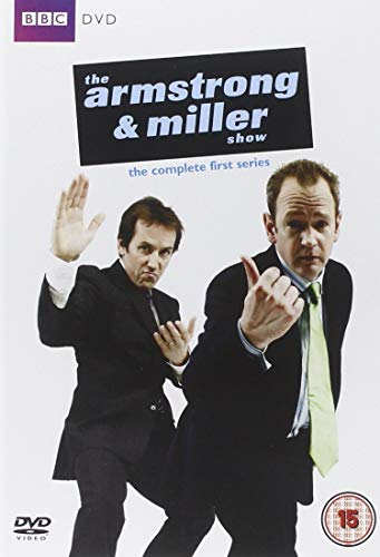 The Armstrong And Miller Show - Series 1