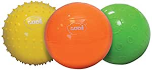 Ludi - 2789 - 3 Balles Sensorielles