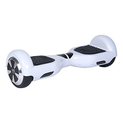 Cool&Fun Hoverboard 6,5 pouces Smart Scooter Skateboard Électrique Gyropode 2x350W de Boutique GyroGeek (Blanc)