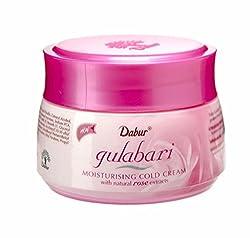 Dabur Gulabari - Moisturising Cold Cream Cold Cream natural rose extracts 100 ml
