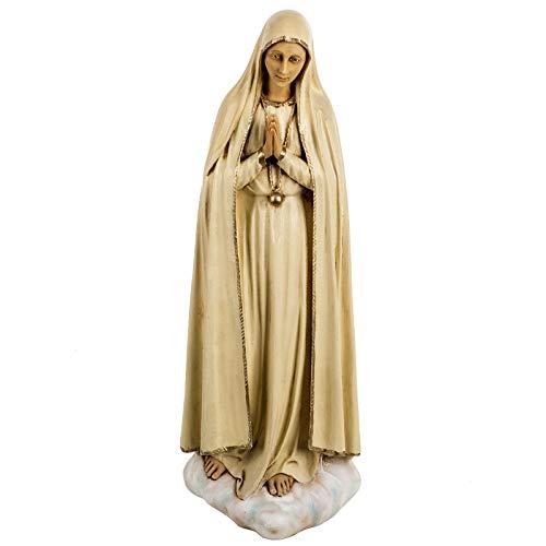 Holyart Virgen de Fátima 50 cm. Resina Fontanini