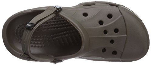 Crocs Off Rd, Sabots Mixte adulte Marron (chocolate/chocolate 280)