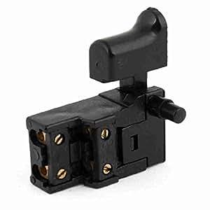 AC 250V 6A keine Selbsthemmung DPST Drache Elektro Trigger-Drill-Schalter