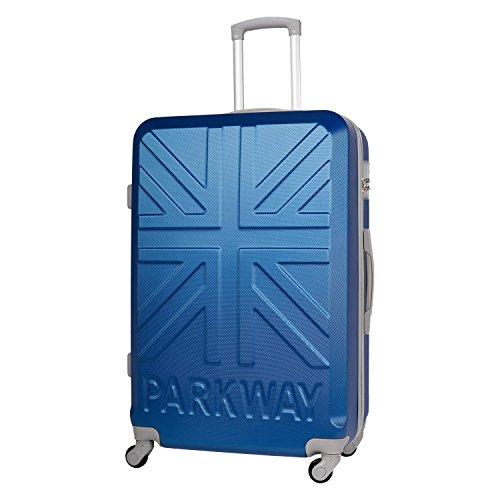 Valise PARKWAY taille moyenne 20410 BLEU 59 cm