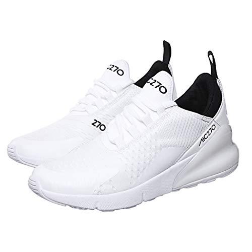 ABsoar Rutschfeste Leichte Sneaker Herren Fashion Turnschuhe Freizeit Athletic Laufschuhe Kontrastfarbe Gymnastikschuhe Mesh High-top Schuhe Schützender Knöchel Sport Schuhe -