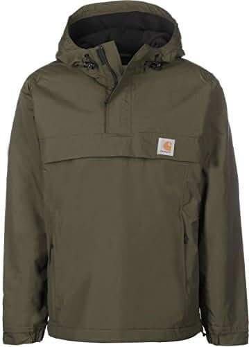 57b38e89294a5 Amazon.co.uk: CARHARTT WIP - Coats & Jackets / Men: Clothing