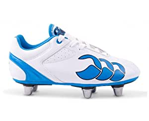 Canterbury Phoenix Club 6 Stud Kids Rugby Boots (UK 5.5)