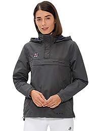 643c1fc8d85bb9 SPOOKS Damen Jacke, leichte Damenjacke mit Kapuze, Herbstjacke - Joy  Windbreaker XS-XXL