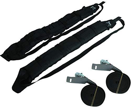 WDDP Dachgepäckträger/Universal Aufblasbarer Weicher Dachrahmen Gepäckträger/Automatisch Aufblasbarer Tragbarer Geänderter Gepäckkasten/Dachgepäckträger