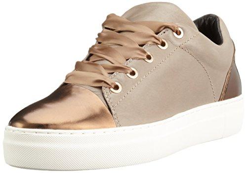 Joop! Daphne Sneaker I Soft Leather, Baskets Basses Femme Marron - Braun (104)