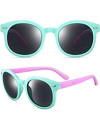 ATTCL® 2016Caliente Kids TR90polarizadas gafas de sol Wayfarer Estilo para Niños niñas niños