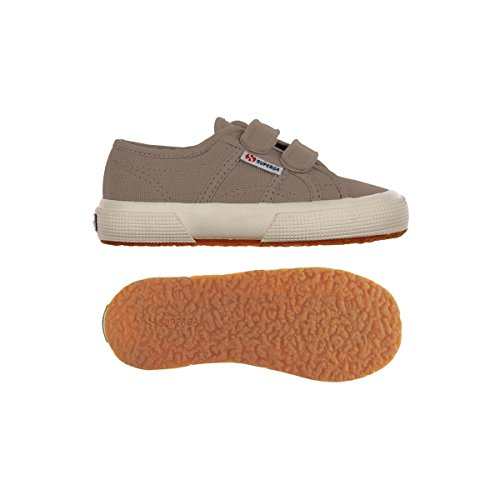 Superga 2750 Jvel Classic, Sneakers Basses mixte enfant Mushroom