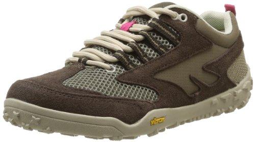 Hi-Tec Apollo, Chaussures de randonnée tige basse femme Marron (Chocolate/Stone/Pink)