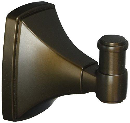 Amerock Bronze Handtuchhalter (Amerock BH26502CBZ Clarendon Robe Hook, Caramel Bronze by Amerock)