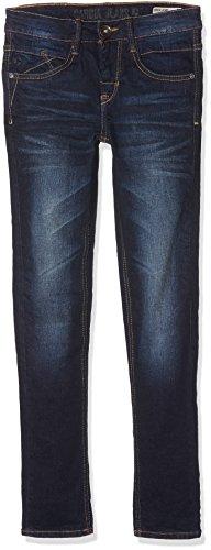 Garcia Kids Jungen Super Slim waist Jeans 320, Blau (Deep Blue 3262), 158 (Skinny-jeans Für Jungen)