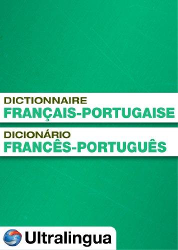 Wörterbuch und Verben Französisch-Portugiesisch von Ultralingua [Download]
