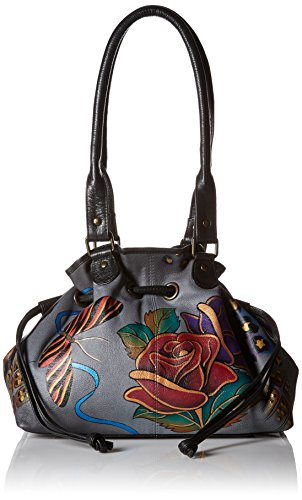 anuschka-womens-anna-handpainted-leather-draw-string-tote-shoulder-handbag-rose-safari-grey-one-size