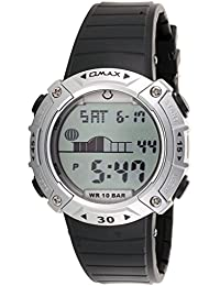 Omax Digital Dial Unisex Watch - DS116