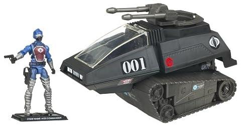 Hasbro - Figurine G.I. JOE véhicule: Cobra H.I.S.S. & cobra