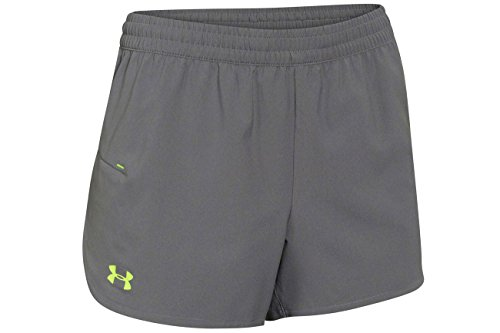 Under Armour Femme Armourvent Moxey Short – 1253116 001 Graphite / X-Ray