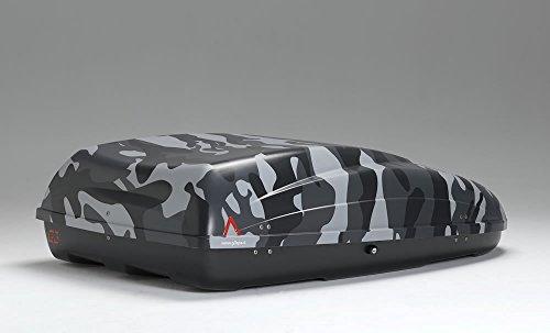 G3g322294camu Dachbox Helios 400, Camouflage, 330Liter