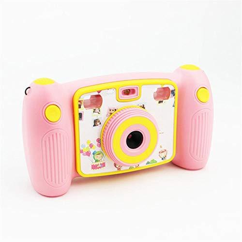 Shape Kinder Kamera Dual Selfie Kamera 1080P HD Digital Video Recorder Action Camera Geschenke des Kindes LCD 2,0 Zoll Digitaler Zoom 4X lustiges Spiel