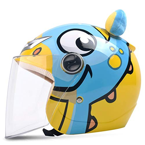 Yunyisujiao Kopfhörer für Kinder 4 Jahreszeiten Universal Cartoon HD Linse transparent, A, 51