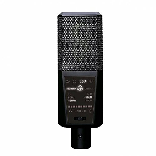 Lewitt DGT-650Digital-Mikrofon -