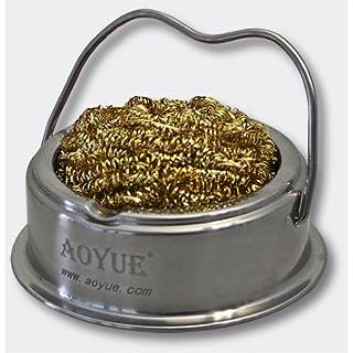 AOYUE TY-98 Lötzinnabstreifer Metallschwamm 85% Bronze 15% Stahl