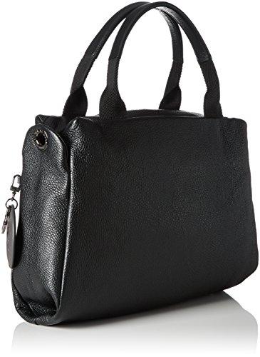 Mandarina Duck - Mellow Leather Tracolla, Borse a spalla Donna Nero