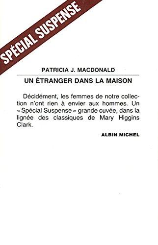 Un étranger dans la maison (Spécial suspense) par Patricia MacDonald
