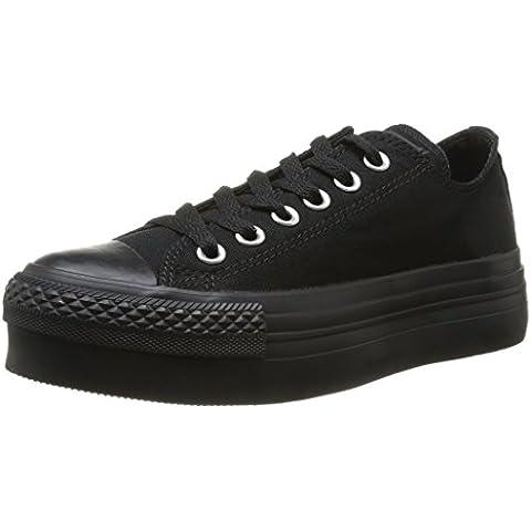 Converse Chuck Taylor All Star Ox Platform - Zapatillas para mujer