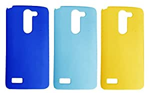 Winsome Deal 2 Pieces of Exclusive Quality Hard Back Cover Case For LG G3 Stylus D803