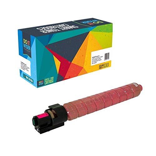 Doitwiser ® kompatible Magenta Tonerpatrone für Ricoh Aficio MP C4503 SP MP C4503 ASP MP C5503 SP MP C5503 ASP (841855) hohe Kapazität 22.500 Seiten