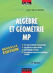 Algèbre et géométrie MP (Mathématiques)