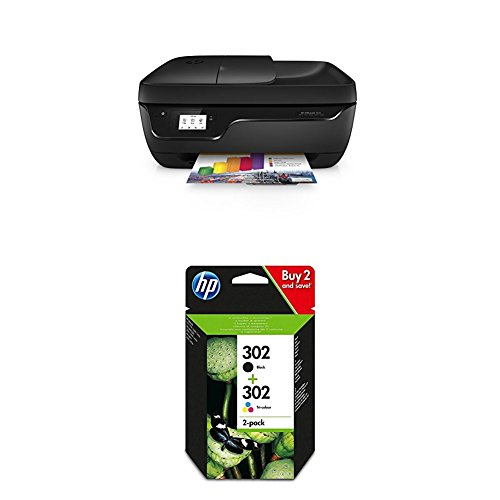 HP Drucker OfficeJet 3833 + HP 953XL Multipack